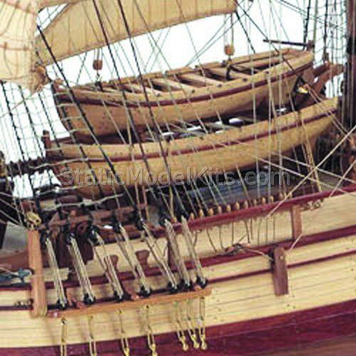 Ship model Bounty details