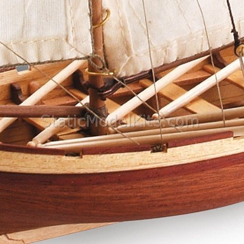 Ship model Bounty Jolly details