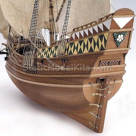 Ship model Mayflower