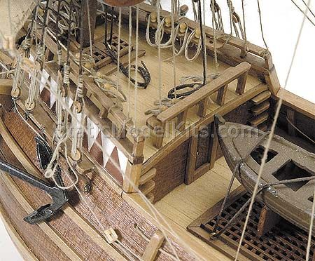 Artesania Latina Mayflower 1 54 Ship Model Kit