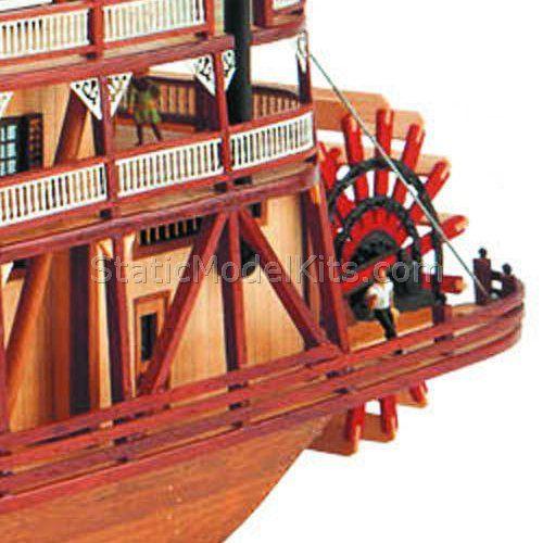 Ship model Mississippi