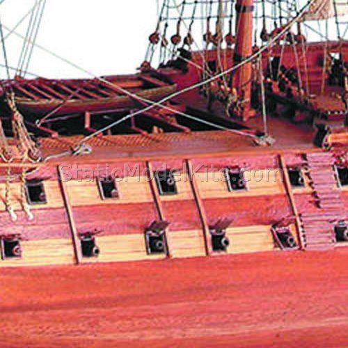 Ship model San Juan Nepomuceno