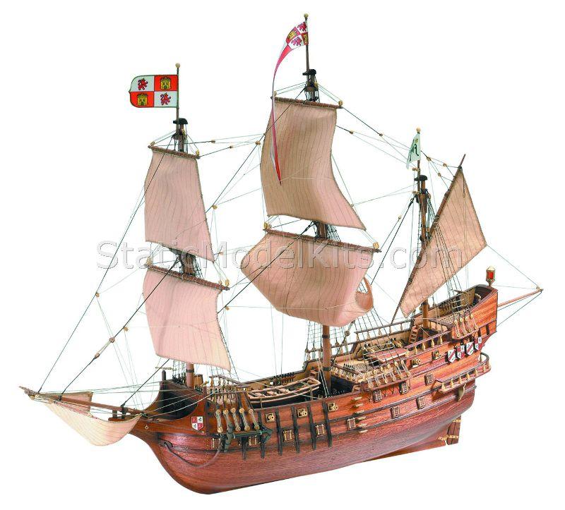 Ship model kit San Francisco II, Artesania Latina