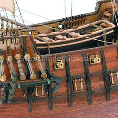 Ship model San Francisco II