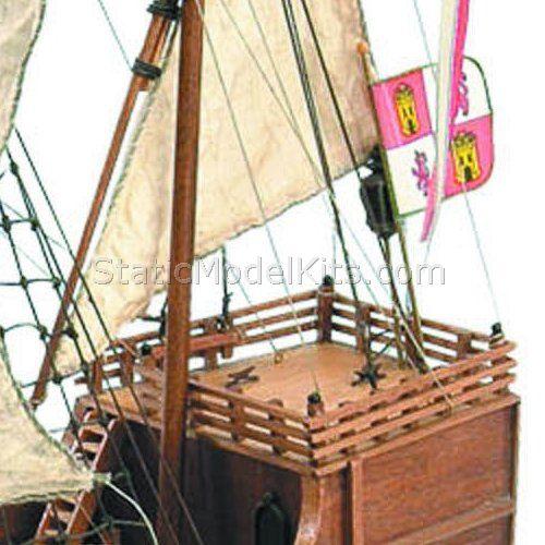 Ship model Santa Maria