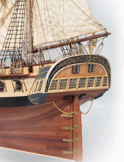 Ship model kit Diana, Occre