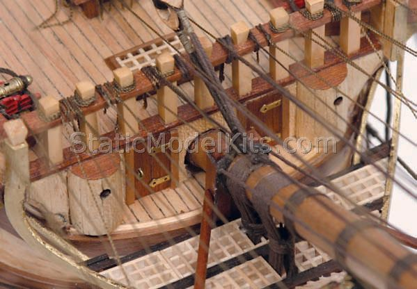 Ship model kit Santisima Trinidad, Occre