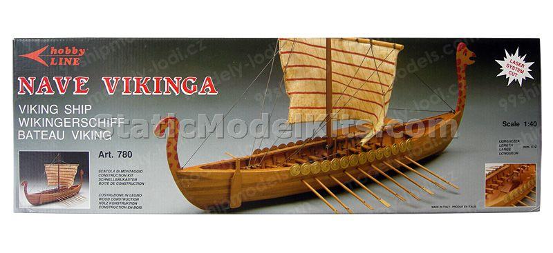 Viking - ship model kit Mantua