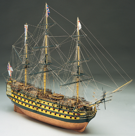 Victory - ship model kit Mantua