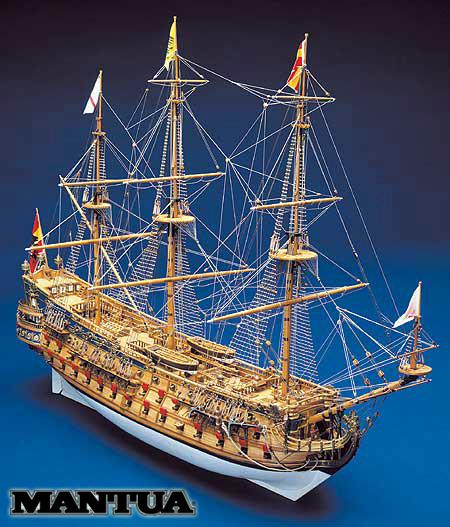 San Felipe - ship model kit Panart