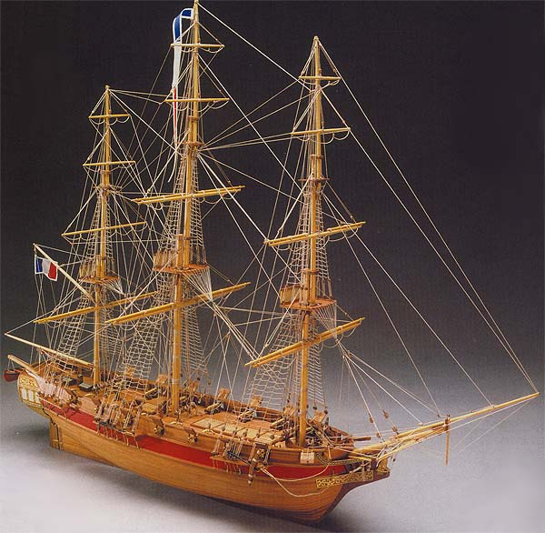 Astrolabe - ship model kit Mantua