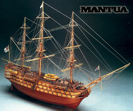 Ship model kit Victory, Mantua 776